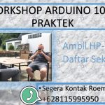 Workshop Arduino 100% Praktek