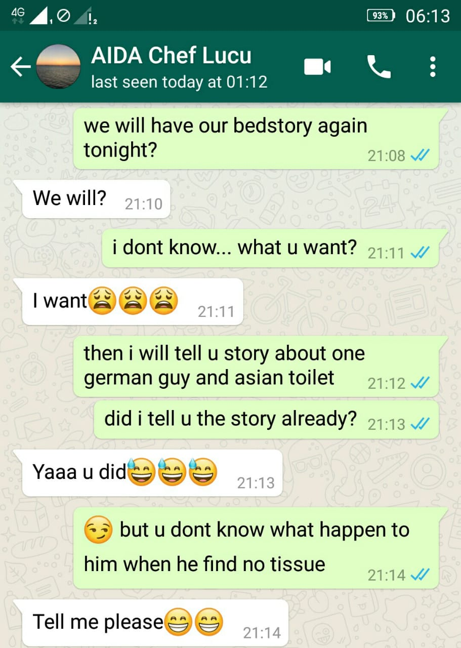 TomAss crazy Chat
