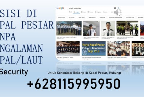 Security Kapal Pesiar